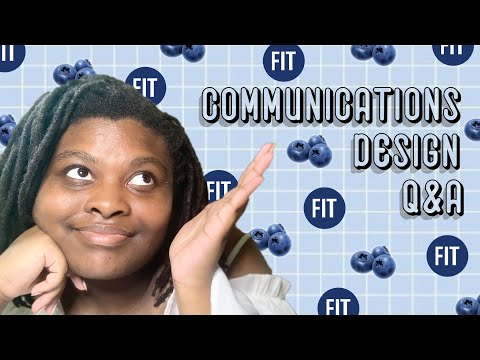 Communications Design Q&a | Fashion Institute Of Technology ~ Joidesireeberry 🍓