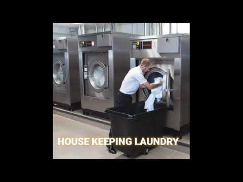 Laundry And Laundry Equipment | House Keeping Assignment|