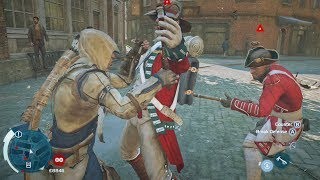 Assassins Creed 3: High Action Combat Gameplay - Kill Compilation Vol.2 (1080p/XboxOne)