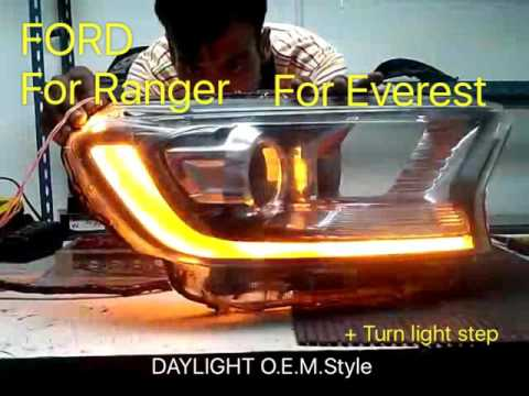 Daylight OEM Style [Bkito] for Ford Ranger Mc and Ford ...
