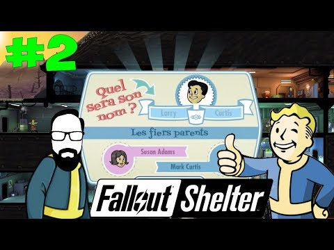 JE SUIS PAPA SUR FALLOUT SHELTER - Ios - Android Teambarbu