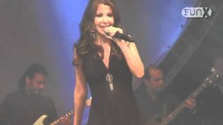 Nancy Ajram and Fadl Shaker live in The Netherlands