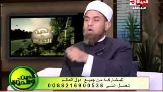 بالفيديو.. رد عالم أزهري على سيدة تجمع الصلوات بسبب العمل