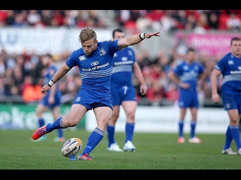 Ian Madigan 1st Penalty From Big Scrum - Ulster v Leinster 2nd May 2014