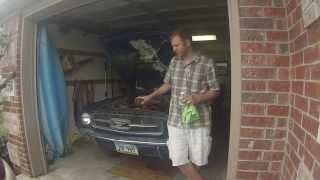 1965 Mustang Resurrection - Episode 2 - Initial Startup