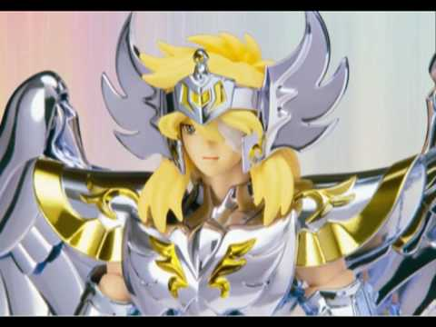 Saint Seiya Saint Cloth God Cloth Cygnus Hyoga