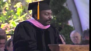 David Murray, Pomona College 2012 Commencement