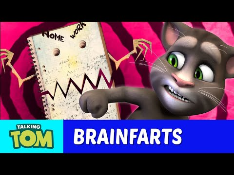 How to Do Your Homework - Talking Tom's Brainfarts
