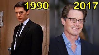 """Как изменились актёры сериала """"Твин Пикс""""? (Тогда и сейчас)"""