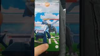Red Magic 5G Phone in Pokemon GO using Pixel 2 Camera