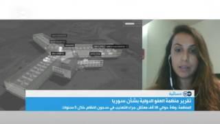 كيف أنجزت العفو الدولية التقرير حول السجون السورية؟   المسائية