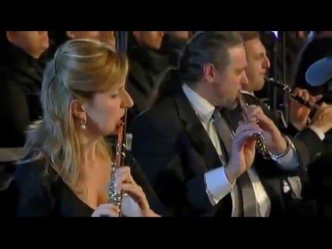 Andrea Griminelli and Andrea Bocelli play Joaquín Rodrigo's Concierto de Aranjuez Tu Amor