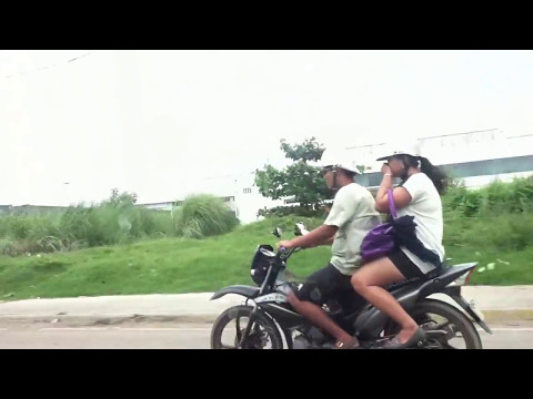 En route to Cebu City - North Reclamation Area, Mandaue City, Philippines (20 July 2012)