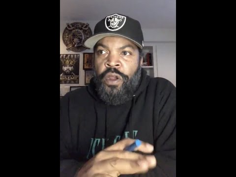 Ice Cube asks 'Where is the Bl@CK bailout?' Vicki Dillard