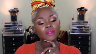 Simple 'Cute AF' Makeup look ft Colour POP