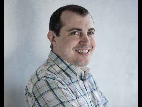 Andreas Antonopoulos - Bitcoin & Blockchain in Norway Interview