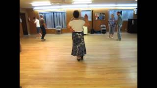 Step, Swing, Spin, Maneuver, Bob Riggs Round Dance