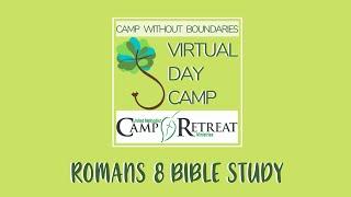 Romans 8 Bible Study