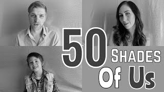 50 Shades of us | ( 50 Facts about me TAG )