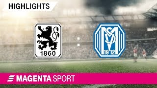 1860 München - SV Meppen | Spieltag 5, 19/20 | MAGENTA SPORT