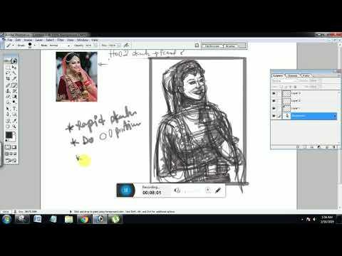 Tutorial: Rapid Sketch I Classical Animation I PO WORLD thumbnail