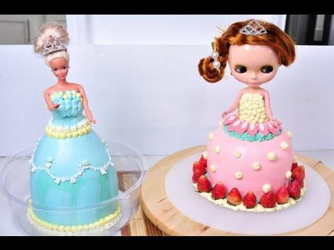 เค้กเจ้าหญิง Princess Cake