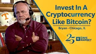 Invest In A Cryptocurrency Like Bitcoin?