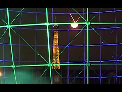 International Year of Light 2015 opens in Paris