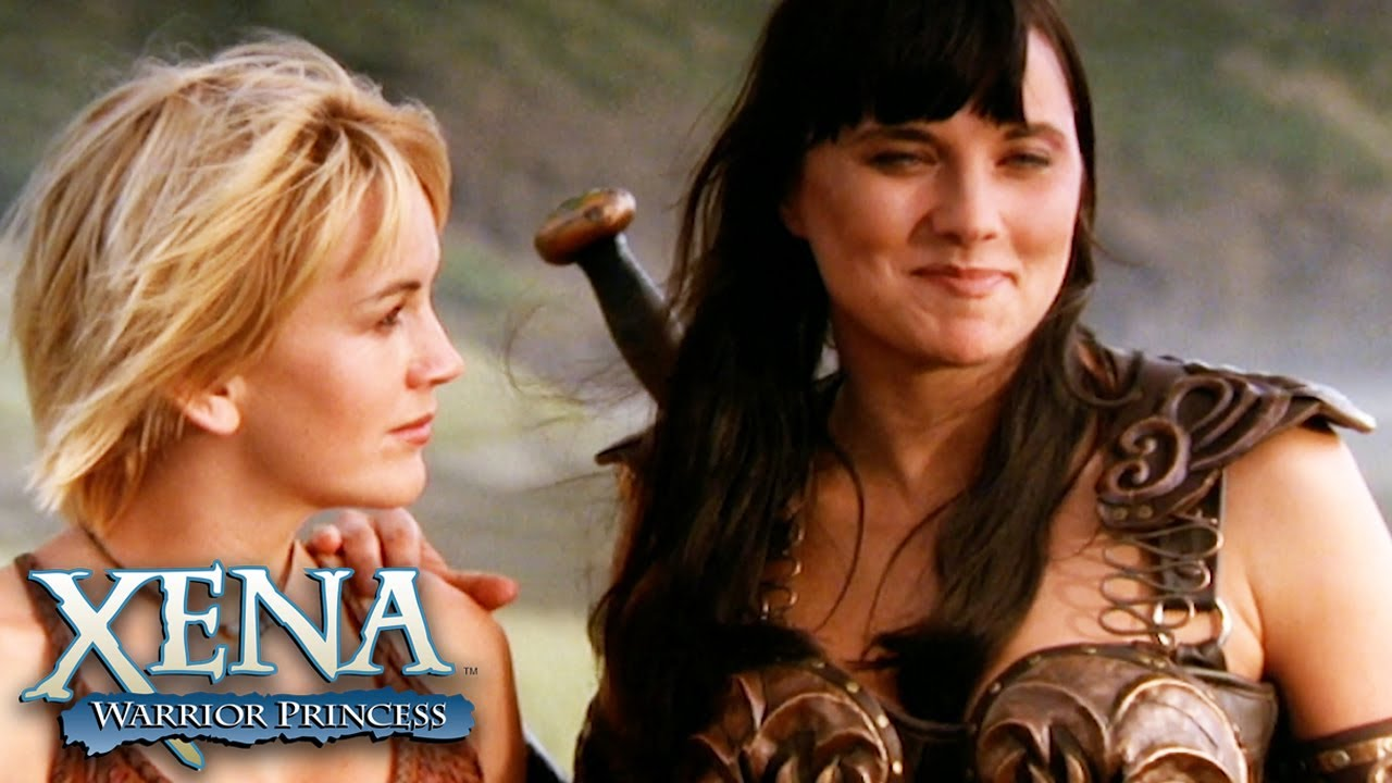Download Best of Xena and Gabrielle | Xena: Warrior Princess