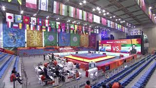 15th World Wushu Championships – Sanda – Day 2 – Afternoon Session – W56, W60, M65, M70, M75, M90+