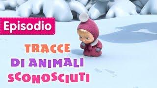 Masha e Orso - Tracce Di Animali Sconosciuti (Episodio 4)