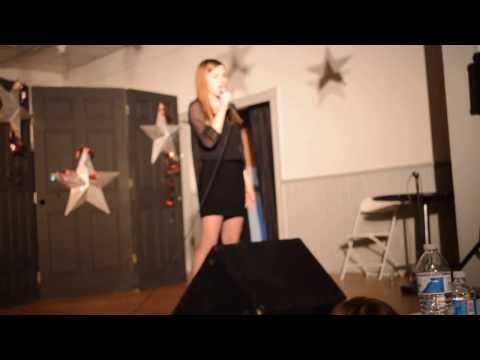 Yesterday by The Beatles, Cover by Brooke Walker @ Hanover Junior Idol 2014