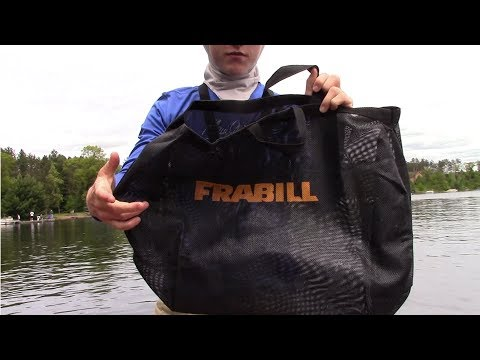Frabill Mesh Weigh Bag Take Care Of The Fish