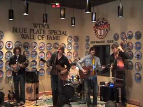 Don't Break My Heart Again -Yarn on WDVX's Blue Plate Special