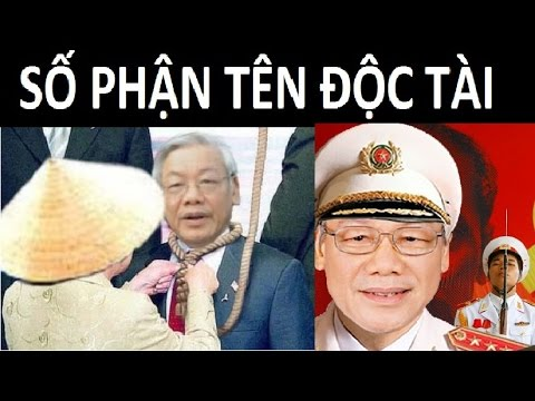 Image result for treo cổ Nguyễn Phú Trọng