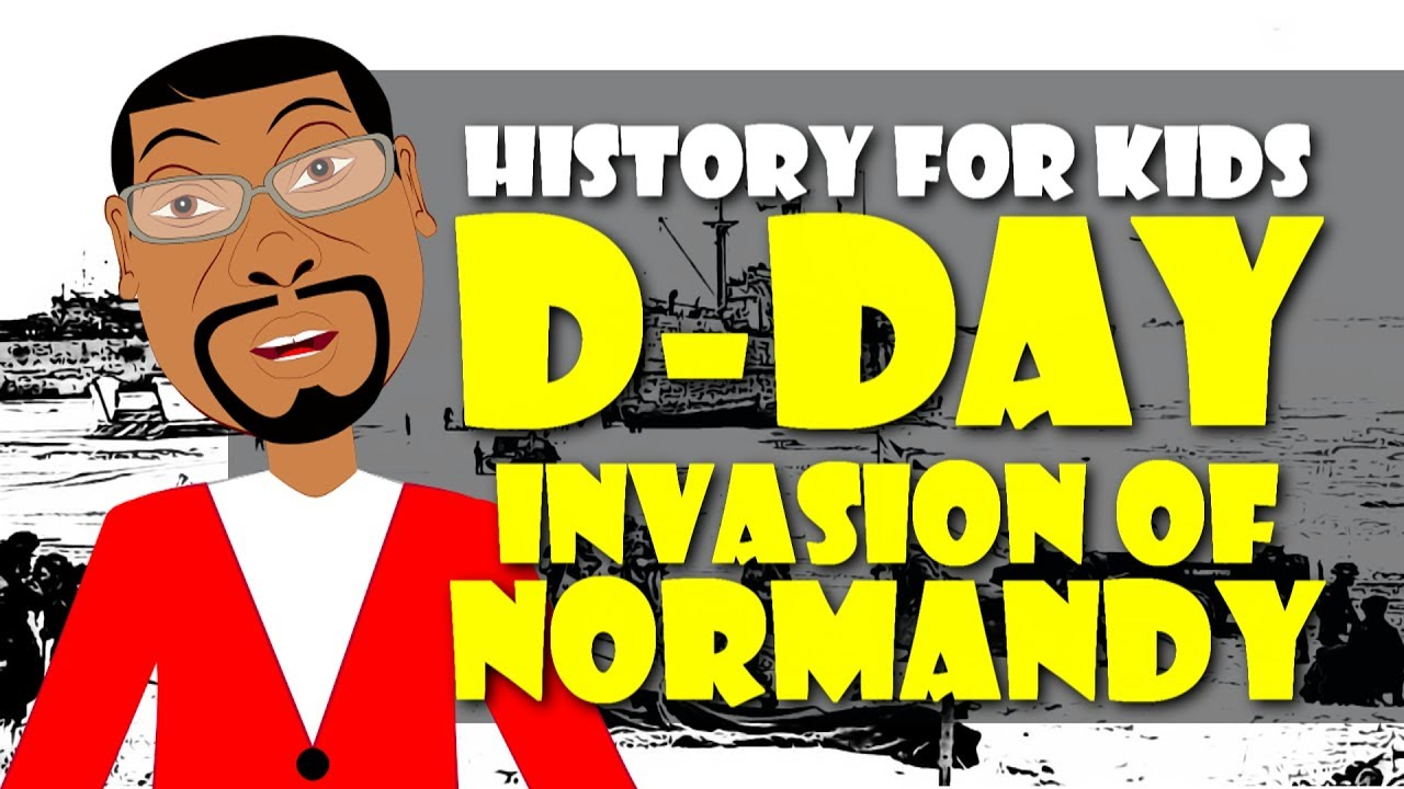 world war ii invasion of normandy dday history for