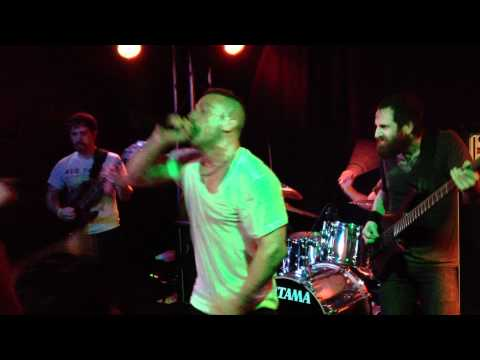 The Dillinger Escape Plan - Free Show in Fullerton 1/19/2012 - Slidebar