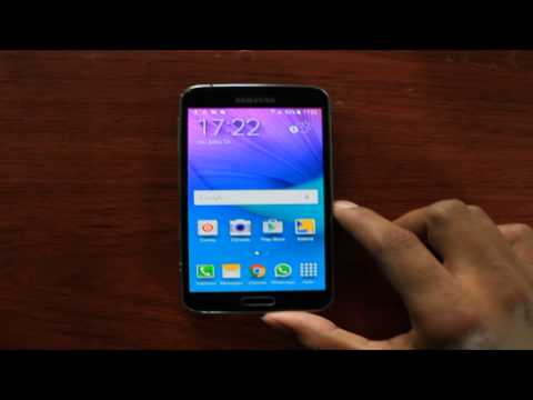 how to change official rom on a galaxy a5 2017