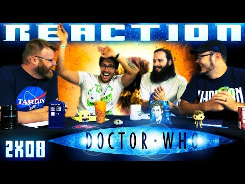 "Doctor Who 2x8 REACTION!! ""The Impossible Planet"""