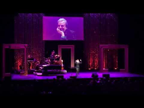 Vicki Lewis sings Sondheim medley at STAGE Benefit