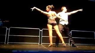 Moisés y Maite M&M Dance Frankfurt Salsa Congress