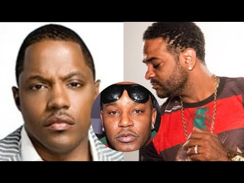 Jim Jones (Dipset) BEEFING with Mase: Heated Exchange Back and Forth Ends With an Apology