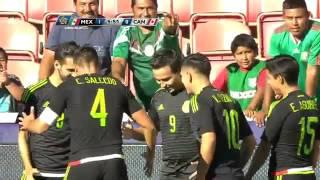 Goal MEX - No.9 Erick TORRES - MEX 1-0 CAN #CMOQ2015 #CONCACAF @miseleccionMX @CanadaSoccerEN