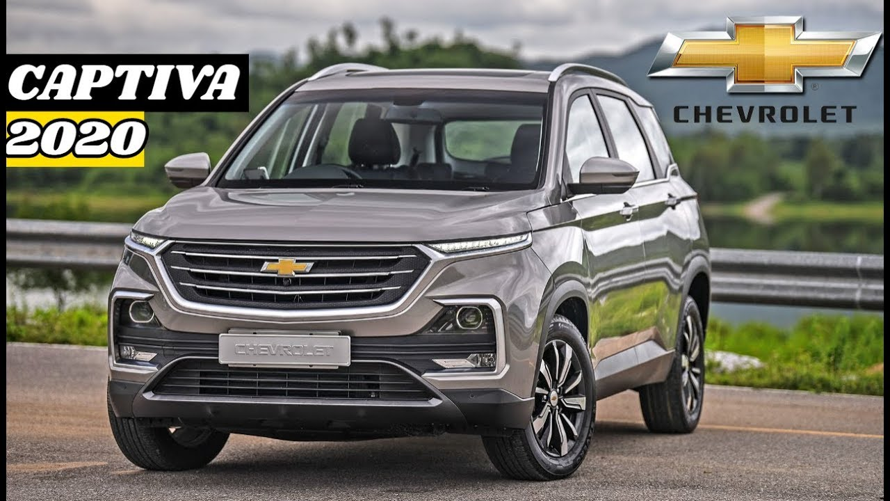 New Chevrolet Captiva 2020 Wins New Generation Top Cars