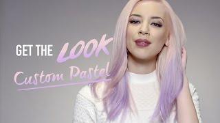 Get The Look / Leanne rocks Custom Pastel