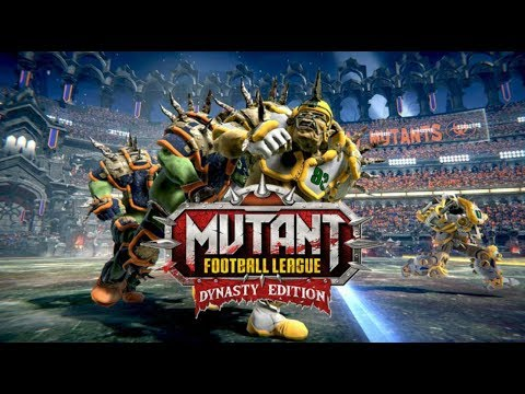 Mutant Football League - Dynasty Edition INTEL HD 520 |