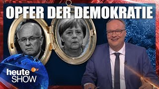 Die Union wählt Volker Kauder als Fraktionschef ab