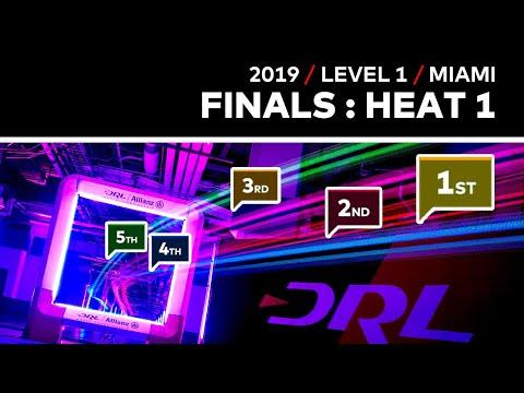 2019 Level 1: Miami Finals Heat 1
