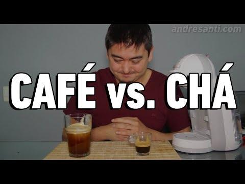 CAFÉ vs CHÁ - Qual O Melhor #16 - André Santi