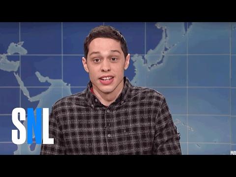 Weekend Update: Pete Davidson on Donald Trump - SNL